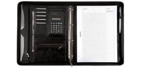 Ringbuchmappe MASSA A4 schwarz ALASSIO 30065 Produktbild