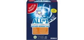 Geschirrspültabs All-in-1 Power 40ST G&G 3630225001 Produktbild