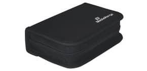USB Archivierungsmappe schwarz MEDIA RANGE BOX98 für 6USB&3SD Produktbild