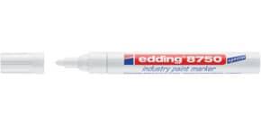 Lackmalstift weiß EDDING 8750-049 Produktbild