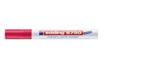 Lackmalstift rot EDDING 8750-002 Produktbild
