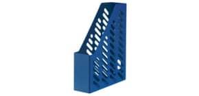 Stehsammler A4 blau HAN 1601-14 Plastikgitter 76mm Produktbild