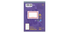 Notizblock A5 48BL kariert URSUS 036548 20 perforiert Produktbild