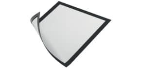 Prospekttasche 5ST A4 schwarz DURABLE 4869 01 magnetisch Produktbild