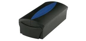 Visitenkartenbox VIP-Set sw/bl HAN 2000-34 Box+Etui Produktbild