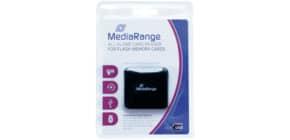 Kartenleser All in One schwarz MEDIARANGE MRCS501 USB2.0 Produktbild