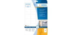 Super-Print Etiketten 45,7x21,2 weiß HERMA 9531 Outdoor Produktbild
