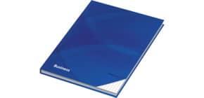 Notizbuch A6 Business blau RNK 46511 96 Blatt kariert Produktbild