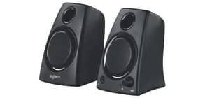 Lautsprecher Z130 Stereo schwarz LOGITECH 980-000418 Produktbild