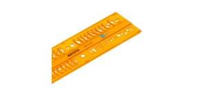 Schriftschablone gerade 7 mm ARISTO AR5301/7 Produktbild