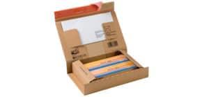 Versandkarton A5+ grau COLOMPAC 30000267 Produktbild