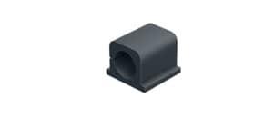 Kabelbündler 4ST graphit DURABLE 5043 37 CAVOLINE Produktbild