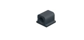 Kabelbündler 6ST graphit DURABLE 5042 37 CAVOLINE Produktbild