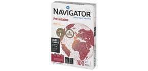 Kopierpapier A4 100g 500Bl weiß NAVIGATOR Presentation 82437A10S Produktbild