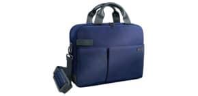 """Notebooktasche 13,3"""" titanblau LEITZ 6039-00-69 SmartComplete Produktbild"""