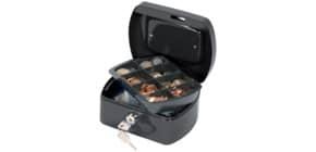 Geldkassette Gr.1 schwarz Q-CONNECT KF02601 Produktbild