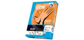 Kopierpapier A4 80g 500BL weiß INAPA TECNO 0139 080 10 00 1 Produktbild