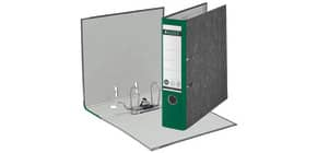 Ordner Pappe A4 8cm grün LEITZ 1080-50-55 Produktbild