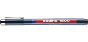 Pigmentliner Profipen schwarz EDDING 4180007001 0,7mm Produktbild