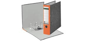 Ordner Pappe A4 8cm orange LEITZ 1080-50-45 Produktbild