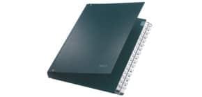 Pultordner 1-31 PP schwarz LEITZ 59310095 32 Fächer Produktbild
