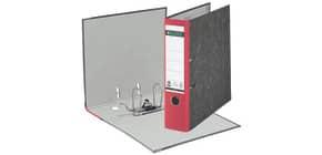Ordner Pappe A4 8cm rot LEITZ 1080-50-25 Produktbild