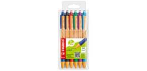 Kugelschreiber Etui 6ST Pointball Produktbild