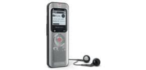Diktiergerät Digital Voice Tracer silber PHILIPS DVT2050 8GB Produktbild
