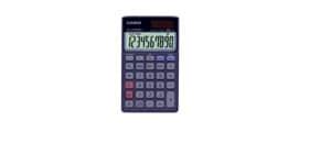 Taschenrechner 10-stellig sw CASIO SL310TER 70x118,5x8mm BxHxT Produktbild