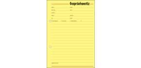 Gesprächsnotiz gelb SIGEL GE513 Produktbild