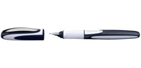 Füller Patrone L Ray tiefblau/hellgrau SCHNEIDER 168403 Produktbild