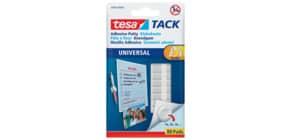 Klebestrips Tack 80ST weiß TESA 59405-00000-00 50g Produktbild