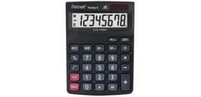 Tischrechner REBELL Panther 8 BX 102x143x29mm Produktbild