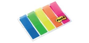 Index 11,9x43,2 5ST sort POST-IT 683-HF5 IndexFolie Produktbild