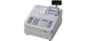 Registrierkasse elektrisch weiß SHARP XEA177WH Produktbild