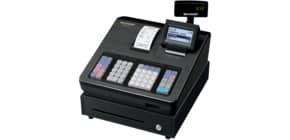Registrierkasse elektrisch schwarz SHARP XEA177BK Produktbild