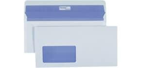 Briefhülle Komp. m.Fe HK 80g weiß REVELOPE 30007411 500ST 112x225mm Produktbild