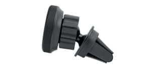 Smartphone-Halter Dock-it schwarz WEDO 60 06001 magnetisch Produktbild