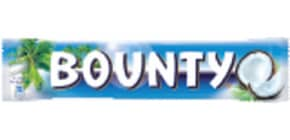 Süsswaren Bounty Vollmilch 57 g Riegel Bounty 91693 2 x 28,5 g Produktbild