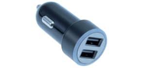 Ladegerät Smartphone sw MEDIA RANGE MRMA103 Kfz USB Produktbild