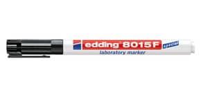 Spezialmarkierstift schwarz EDDING 8015F Labor Produktbild