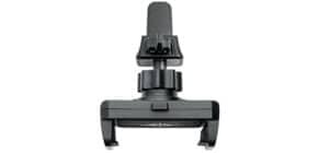 Smartphone-Halter Clip-it schwarz WEDO 60 05101 zum Klemmen Produktbild