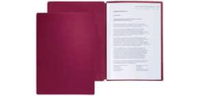 Präsentationsmappe 2tlg. rot PAGNA 22008 01 Star Produktbild