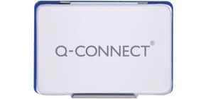 Stempelkissen Gr2 7x11 blau Q-CONNECT KF25209 Produktbild