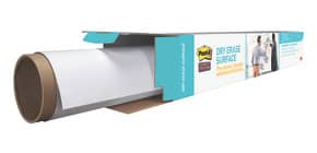 Whiteboardfolie Super Sticky Dry Erase POST-IT DEF3x2EU 60,9x 91,4cm Produktbild