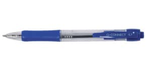 Kugelschreiber blau Q-CONNECT KF00268 Produktbild