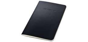 Notizheft ca.A6 kariert schwarz CONCEPTUM CO864 Softcover Produktbild