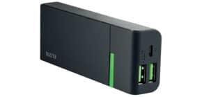 Ladegerät USB 5200mAh High-Speed schwarz LEITZ 6312-00-95 Complete Produktbild