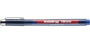 Pigmentliner Profipen blau EDDING 4180001003 0,25mm Produktbild