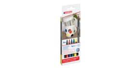 Porzellanmalstift Brushpen sor EDDING 4200-6 Familie Produktbild